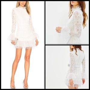 ASILIO ✨ Lost in Light Lace Mini NWT